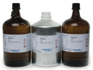 Methanol ≥99 8%, HiPerSolv CHROMANORM®, gradient grade for HPLC, VWR  Chemicals BDH®