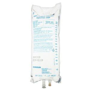 Sodium Chloride 0.9% Injection USP, 1 l