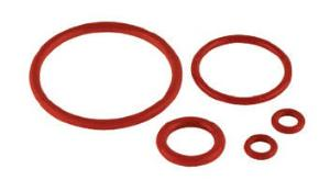 O-Rings, Silicone, Chemglass