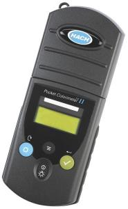 Pocket Colorimeter™ II, Chlorine (Free), Kit with SwifTest™ DPD Reagent Dispenser, Hach