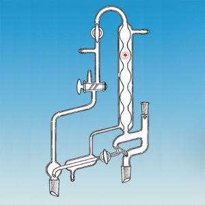 Distillation Head, Variable Reflux Ratio, Ace Glass