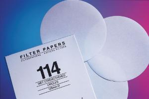 Whatman Grade 91 Qualitative Filter Papers, GE Healthcare