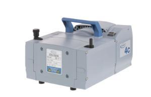 Diaphragm Vacuum Pump, PTFE, 33-70 L/min