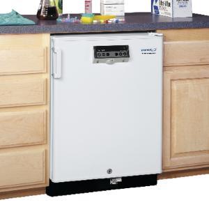 vwr critical storage undercounter laboratory refrigerator  freezer manual defrost vwr
