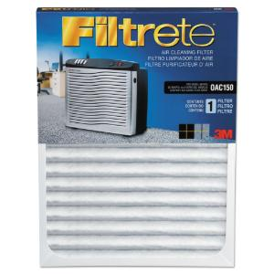 """Filtrete Replacement Filter For Oac200 Air Cleaner 13/"""" Height X 7/"""" Width X"""