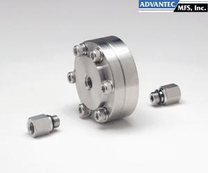 High Pressure In-Line Filter Holder, Stainless Steel, Advantec MFS