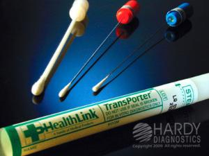 Transport Swab with Stuart's Liquid, Hardy Diagnostics