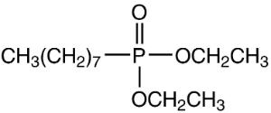 Diethyl octylphosphonate 98%