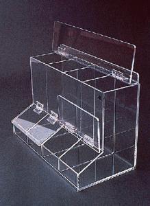 Flip-Top Small Item Dispenser, AK®