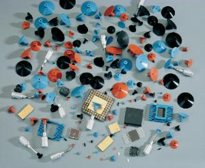Vacuum Cup Kit, Virtual Industries