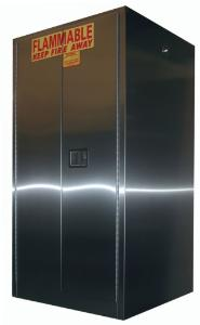 Stainless Steel Flammable Storage Cabinets, SECURALL®