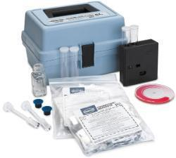 Chlorine (Free and Total) Test Kit, Model CN-80, Hach