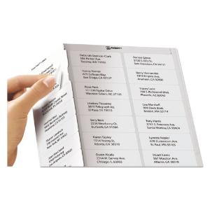 100 Sheets 16 Labels Per Page 1600 Labels 99.1×33.9mm A4 Office Mailing Labels