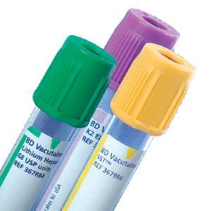 BD Vacutainer® Venous Blood Collection Tubes