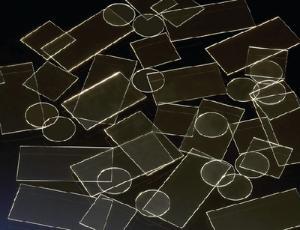 Gold Seal® Micro Cover Glasses, Erie Scientific