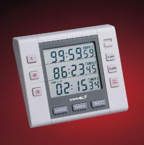 VWR® Traceable® Three-Channel Alarm Timer