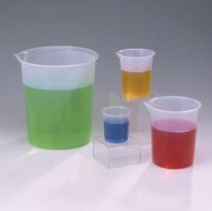 SCIENCEWARE® Graduated Griffin Low-Form Beakers, Bel-Art