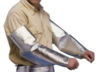 NXP 150 Z-Flex Aluminized Heat Resistant Sleeves Newtex Industries