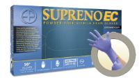 Supreno EC Powder-Free Nitrile Gloves Microflex