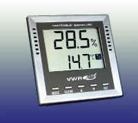 vwr traceable hygrometer thermometer vwr