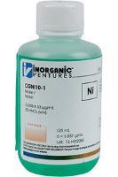 Nickel ICP Standard, Inorganic Ventures
