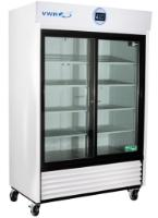 VWR® Performance Series Glass Door Laboratory Refrigerators with Natural Refrigerants