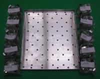 Platform for 10x Erlenmeyer flasks