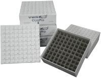 """Image of 65 pcs. of 3"""" Mechanical Cryogenic box - 82007-144 (OUTSIDE)"""